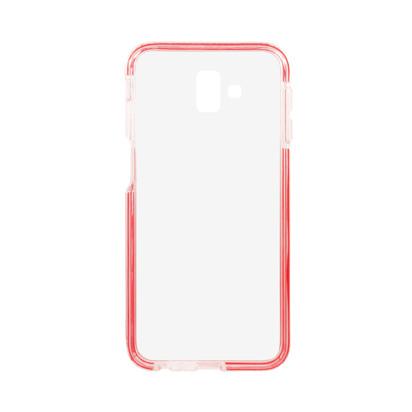 Futrola Clear Lines za Samsung J610FN Galaxy J6 Plus 2018 Crvena
