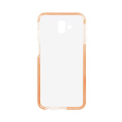 Futrola Clear Lines za Samsung J610FN Galaxy J6 Plus 2018 Narandzasta