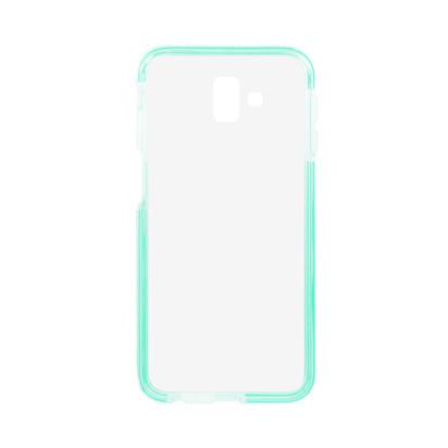 Futrola Clear Lines za Samsung J610FN Galaxy J6 Plus 2018 Tirkizna