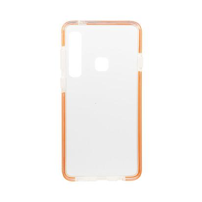Futrola Clear Lines za Samsung A920F Galaxy A9 2018 Narandzasta