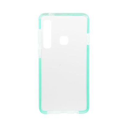 Futrola Clear Lines za Samsung A920F Galaxy A9 2018 Tirkizna