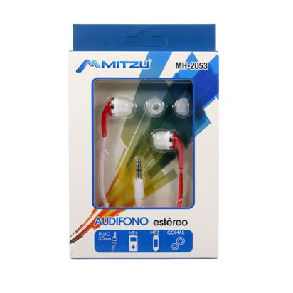 Slusalice Mitzu MH-2053 crvene