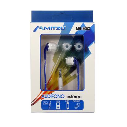 Slusalice Mitzu MH-2053 plave