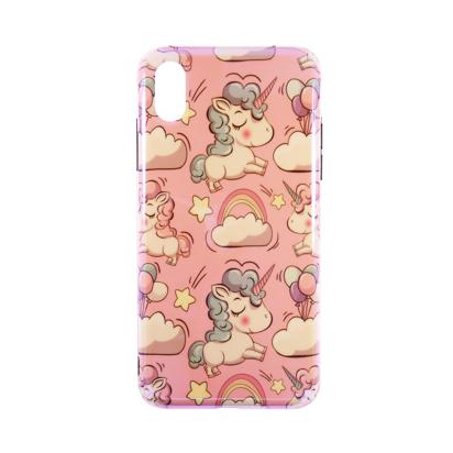 Futrola Unicorn za iPhone XR roza