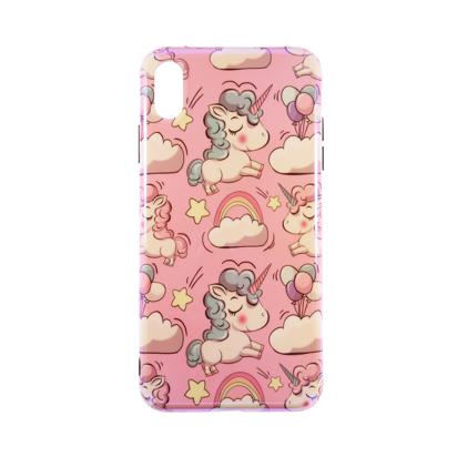 Futrola Unicorn za iPhone XS MAX roza