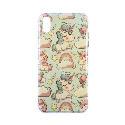 Futrola Unicorn za iPhone XS MAX plava