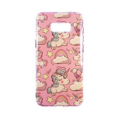 Futrola Unicorn za Samsung G955F Galaxy S8 Plus roza