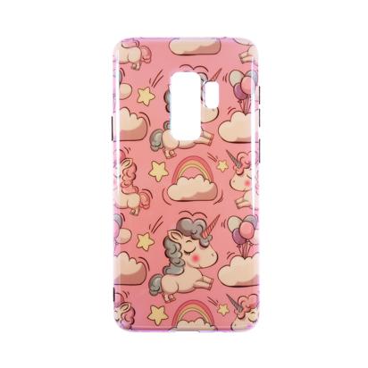 Futrola Unicorn za Samsung G965F Galaxy S9 Plus roza