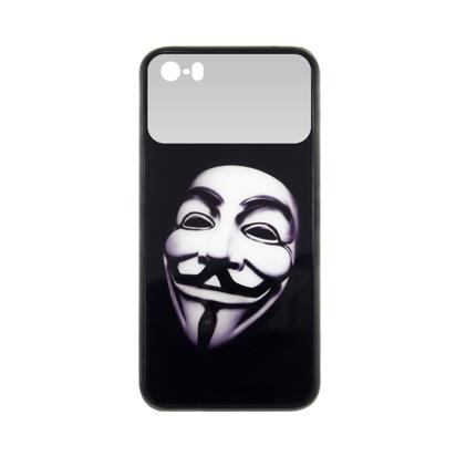 Futrola Mirror Print za Iphone 5G/5S/SE Anonymous