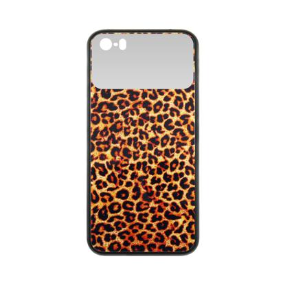 Futrola Mirror Print za Iphone 5G/5S/SE Leopard