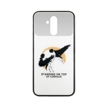Futrola Mirror Print za Huawei Mate 20 Lite Panda Dab