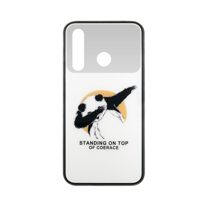 Futrola Mirror Print za Huawei Nova 4 Panda Dab
