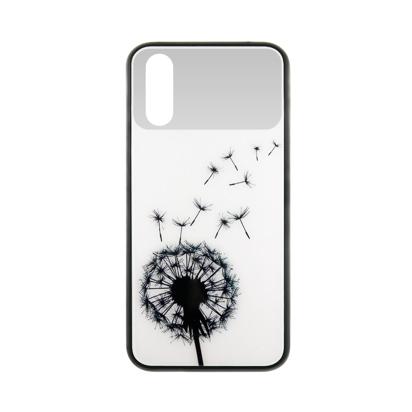 Futrola Mirror Print za Huawei P20 Flower