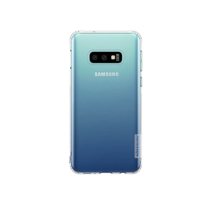Futrola Nillkin Nature za Samsung G970F Galaxy S10E Bela