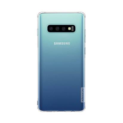 Futrola Nillkin Nature za Samsung G973F Galaxy S10 Bela