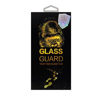 Staklena folija (glass 5D) za Huawei P30 Lite/Nova 4E black