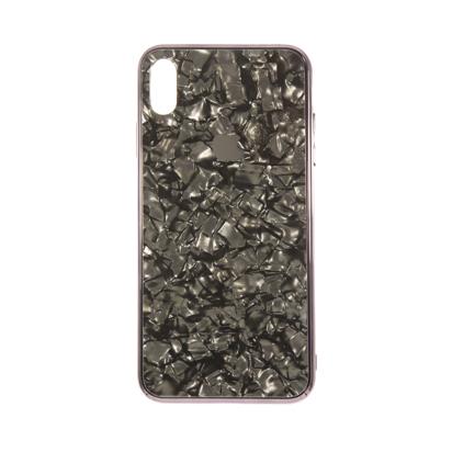 Futrola Beautiful Shine za iPhone XS MAX crna
