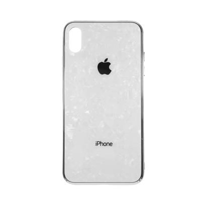 Futrola Beautiful Shine za iPhone XS MAX bela