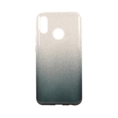 Futrola SHOW YOURSELF za Huawei Honor 10 Lite/P Smart 2019 srebrno-crna