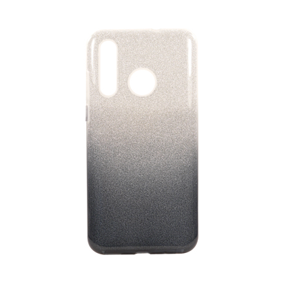 Futrola SHOW YOURSELF za Huawei Nova 4 srebrno-crna