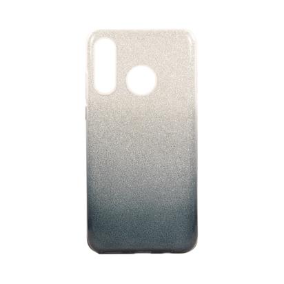 Futrola SHOW YOURSELF za Huawei P30 Lite/Nova 4E srebrno-crna