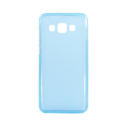 Futrola silikon Mobilland Thin Samsung A500F Galaxy A5 Plava