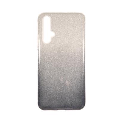 Futrola SHOW YOURSELF za Huawei Honor 20 / Nova 5T / Honor 20S srebrno-crna