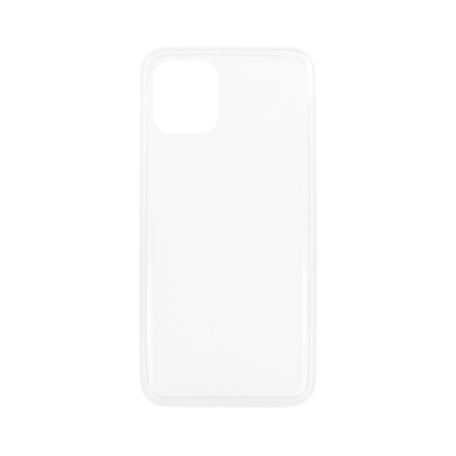 Futrola silikon Mobilland Thin za iPhone 11 / XI 6.1 inch bela