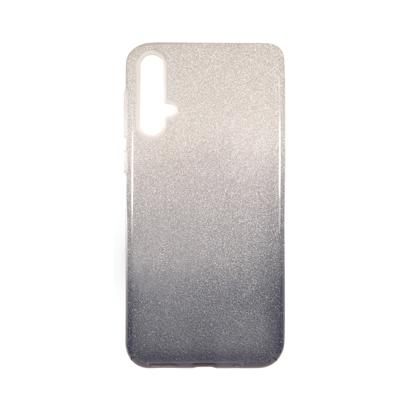 Futrola SHOW YOURSELF za Huawei Nova 5/Nova 5 Pro srebrno-crna