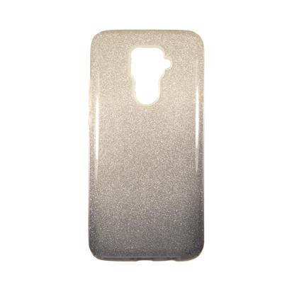 Futrola SHOW YOURSELF za Huawei Mate 30 Lite / Nova 5i Pro srebrno-crna