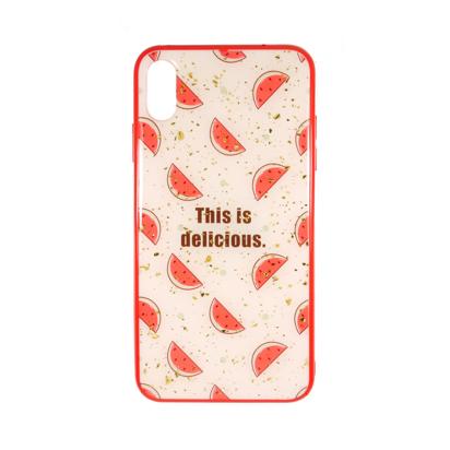 Futrola Double Print Watermelon za iPhone XS MAX