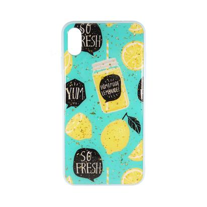 Futrola Double Print Lemon za iPhone XS MAX