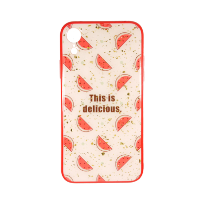 Futrola Double Print Watermelon za iPhone XR