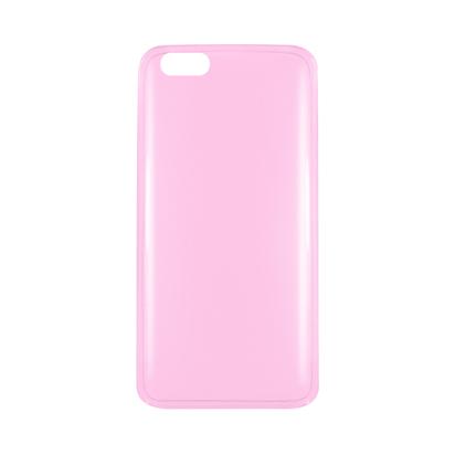 Futrola silikon Mobilland Thin iPhone 6 Plus/6S Plus Pink