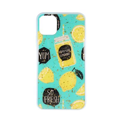 Futrola Double Print Lemon za iPhone 11 Pro Max / XI 6.5 inch