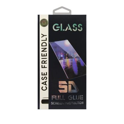 Staklena folija (glass 5D Full Glue) za Huawei Y6 2018 black