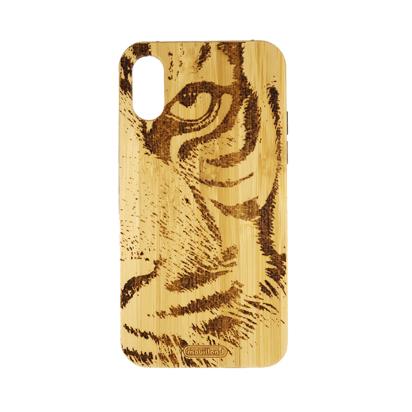 Futrola Wood za iPhone X/XS Tiger