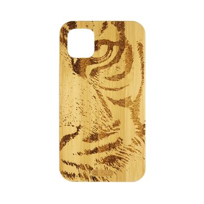 Futrola Wood za iPhone 11 / XI 6.1 inch Tiger