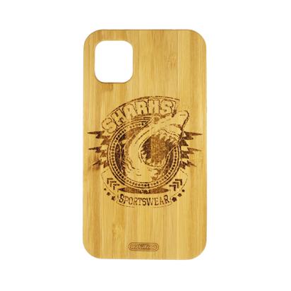 Futrola Wood za iPhone 11 / XI 6.1 inch Sharks