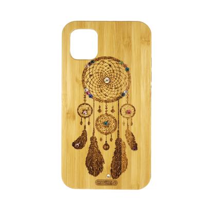 Futrola Wood za iPhone 11 / XI 6.1 inch Catched dreams