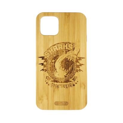 Futrola Wood za iPhone 11 Pro / XI 5.8 inch Sharks