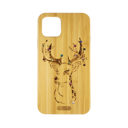 Futrola Wood za iPhone 11 Pro / XI 5.8 inch Deer