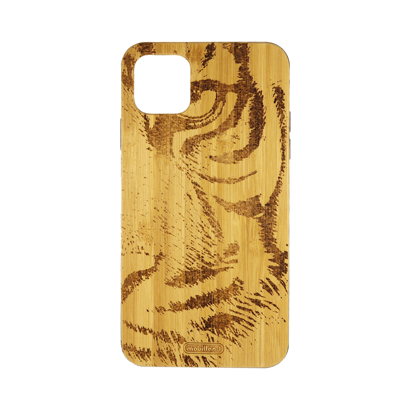 Futrola Wood za iPhone 11 Pro Max / XI 6.5 inch Tiger