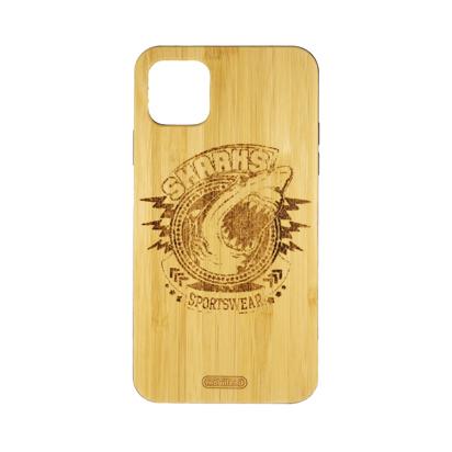 Futrola Wood za iPhone 11 Pro Max / XI 6.5 inch Sharks