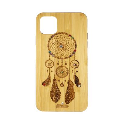 Futrola Wood za iPhone 11 Pro Max / XI 6.5 inch Catched dreams