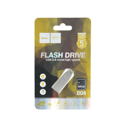 Flash drive HOCO Intelligent UD4 64GB