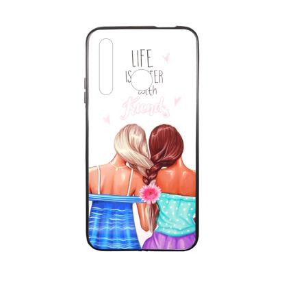 Futrola Double Print PopSocket za Huawei Honor 10 Lite/P Smart 2019 Model 1