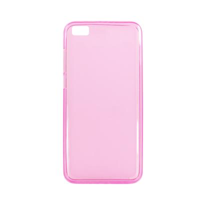 Futrola Silikon Mobilland Thin Huawei P8 Lite Pink