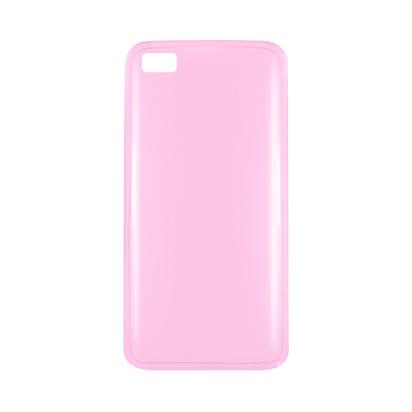 Futrola Silikon Mobilland Thin Huawei P8 Pink