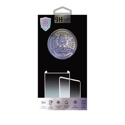 Staklena folija (glass 5D) za Honor 8X Black